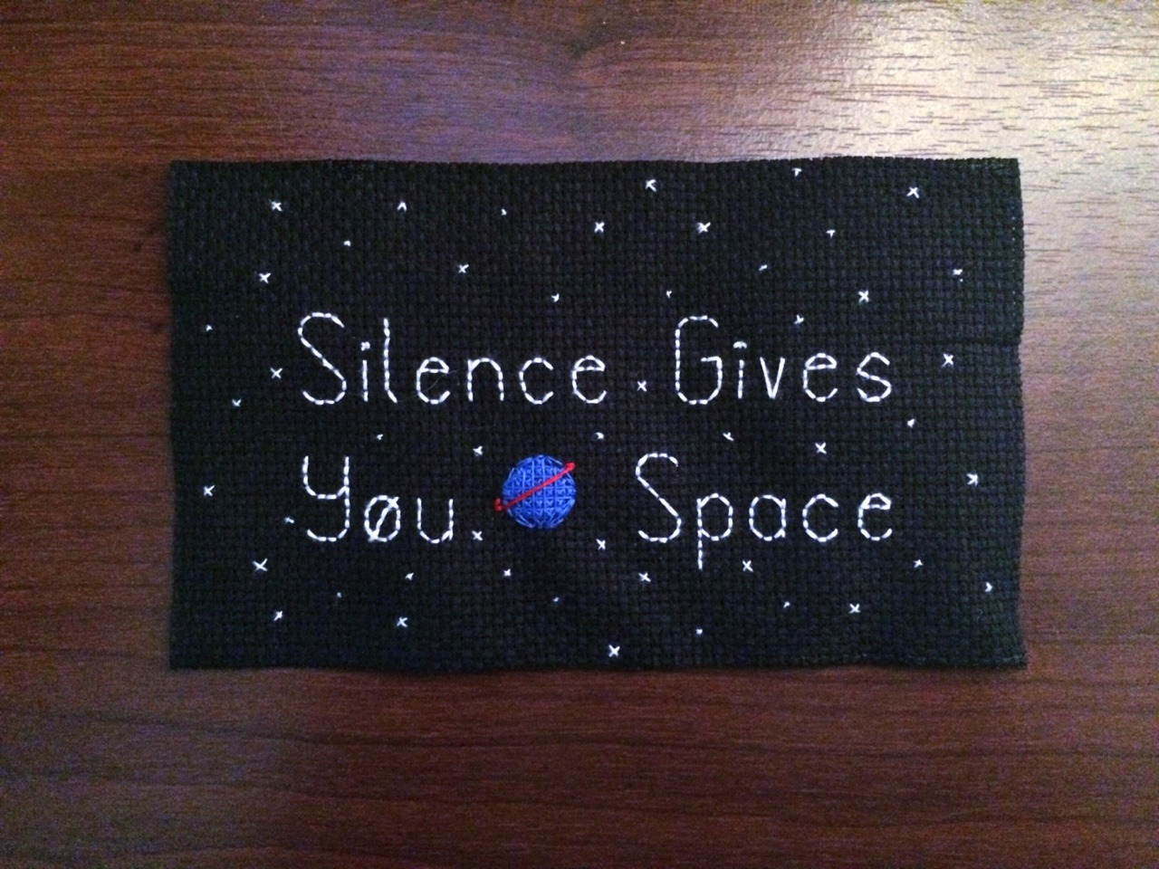 silance gives you space
